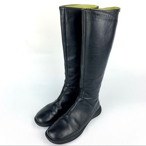 Camper | Tall Leather Boots Spiral Comet 45642